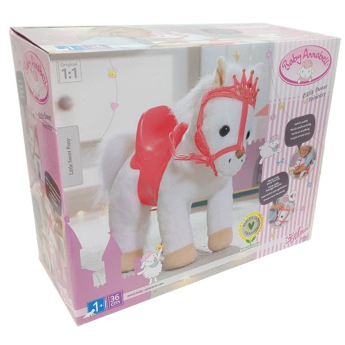 ZAPF Creation  Baby Annabell® Little Sweet Pony, cuddly toy